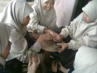 Praktikum Membuat Keramik